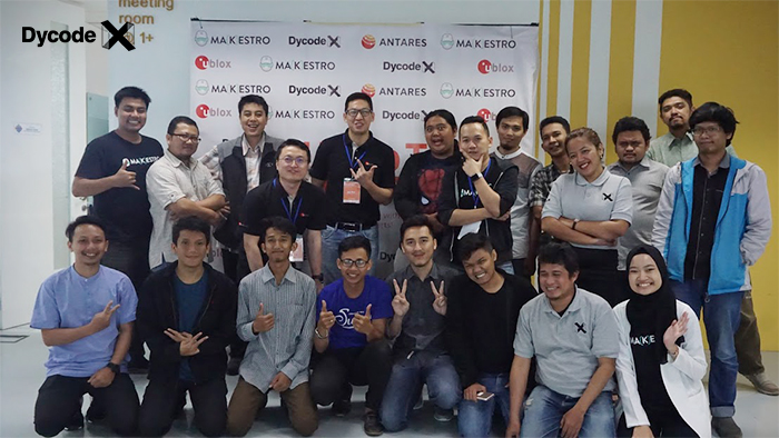 NB-IoT Party in Bandung Digital Valley!