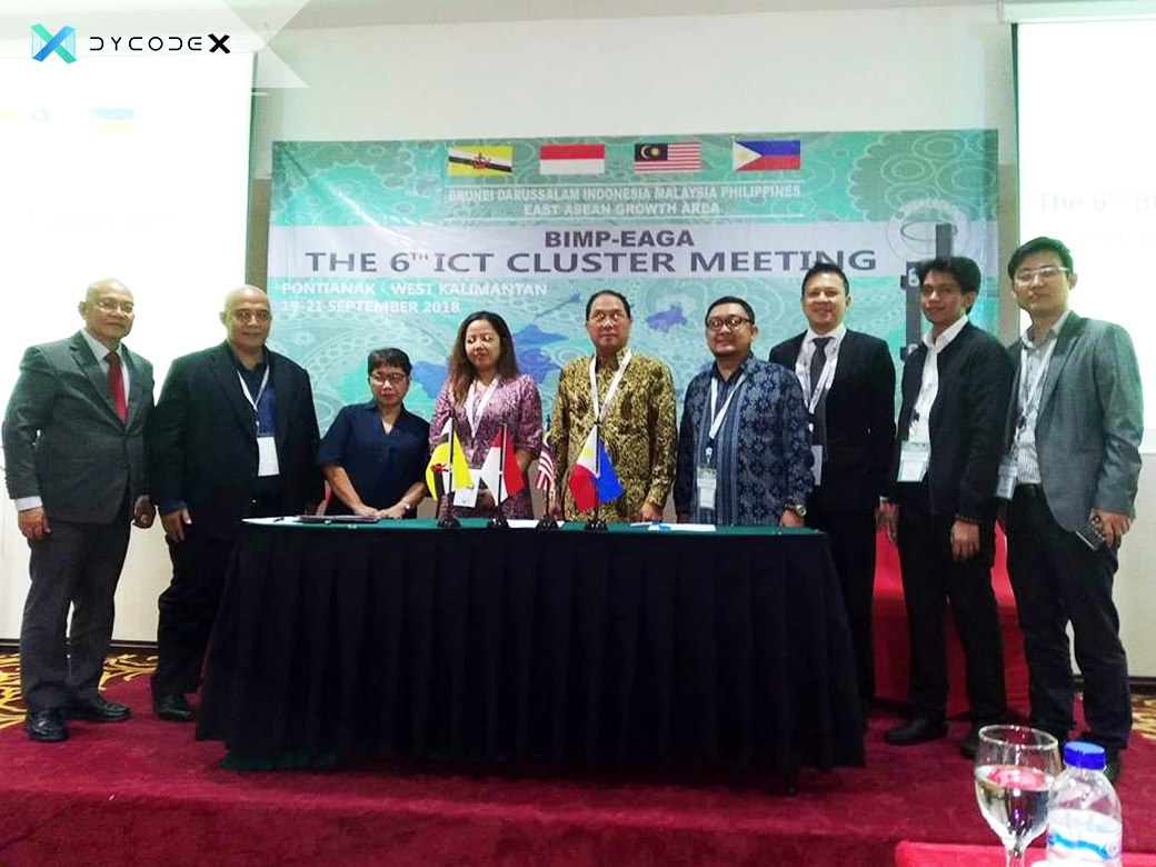 DycodeX Signed MoU with BIMP-EAGA for IoT Technology Cooperation
