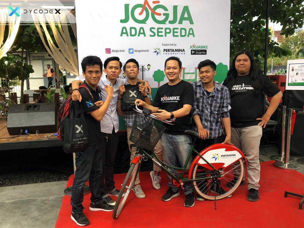 DycodeX Powers JogjaBike's End-to-End Bike Sharing Technology