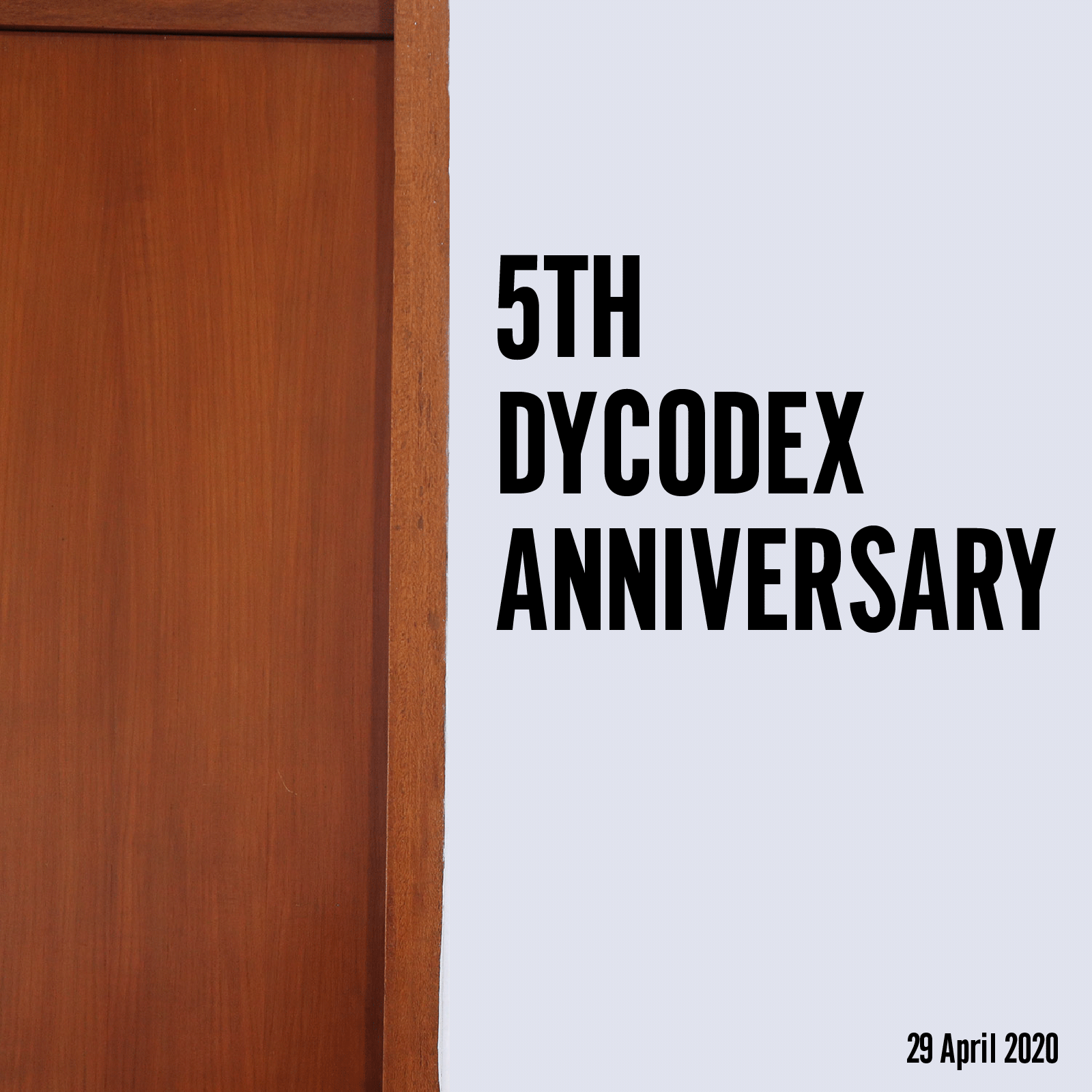 5th DycodeX Anniversary